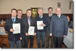 Bilder zur Jahreshauptversammlung 2011